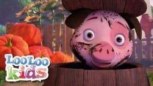 Wake Up Pinky Pig