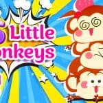 Five Little Monkeys -