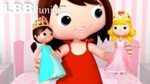 Dress The Princess
