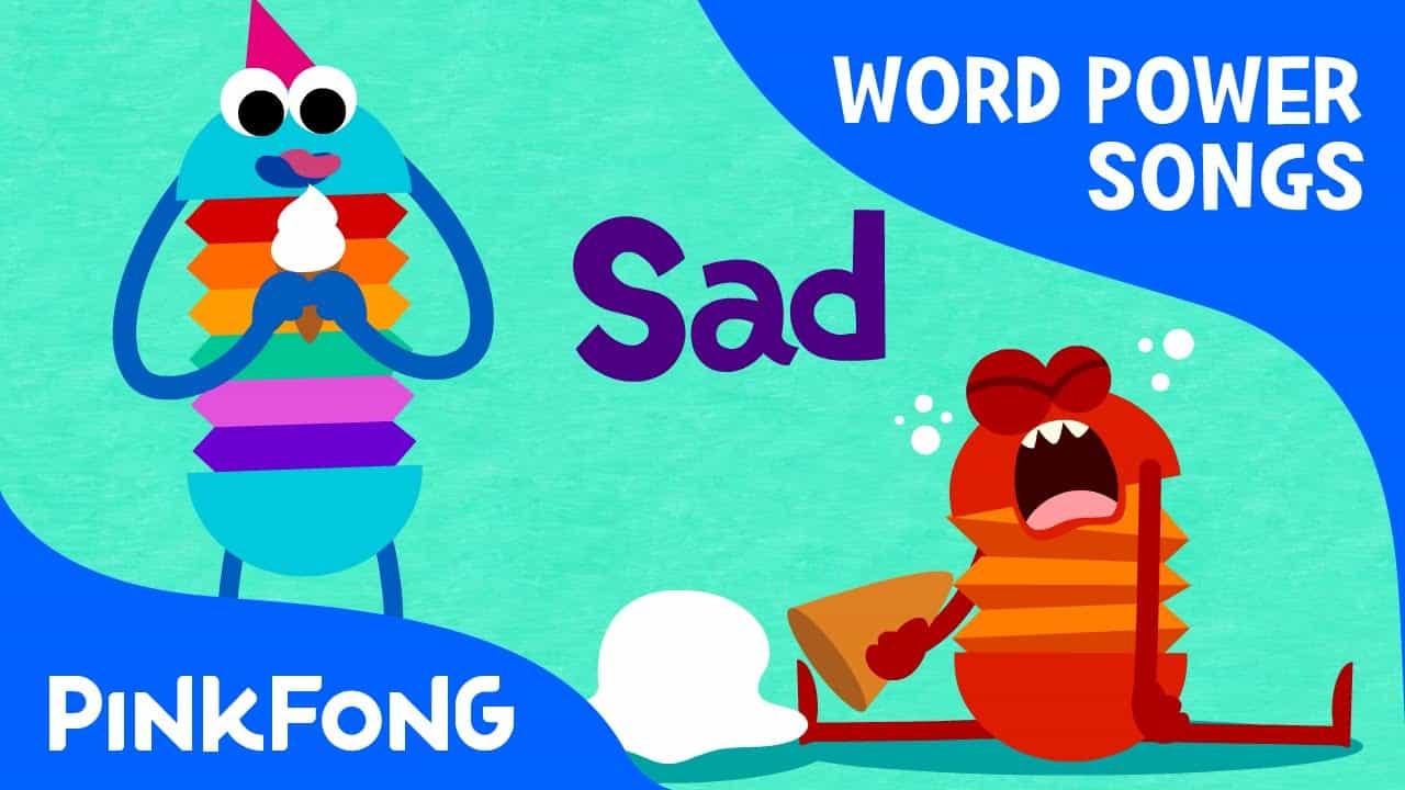 Feelings Song - Kids Songs - Baby Rhymes