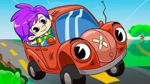 El auto de papa