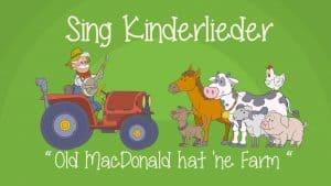 Old MacDonald hat 'ne Farm