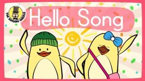 Hello Song for Kids