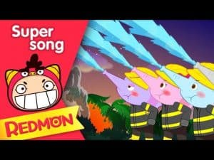 Super songs #94 Elephant fireman song