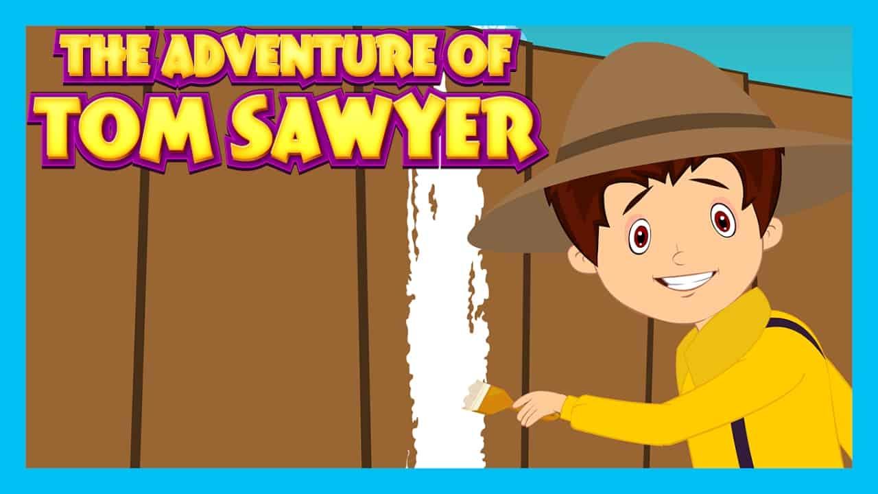 The Adventure Of Tom Sawyer - Children Stories - Baby Rhymes