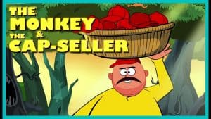The Monkey and The Cap Seller