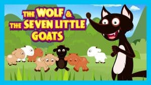the wolf and the seven little goats