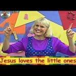 God Loves The Little Ones Like Me, Me, Me