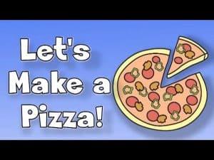 Let's Make a Pizza