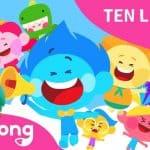 Ten Little Kids