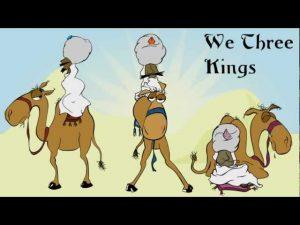 We Three Kings Parody Song