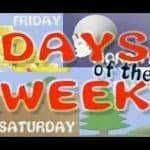 Weekdays Go 'round