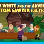 Snow White And The Adventure Of Tom Sawyer