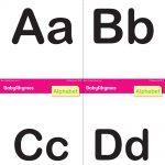 ABC Alphabet Flash cards