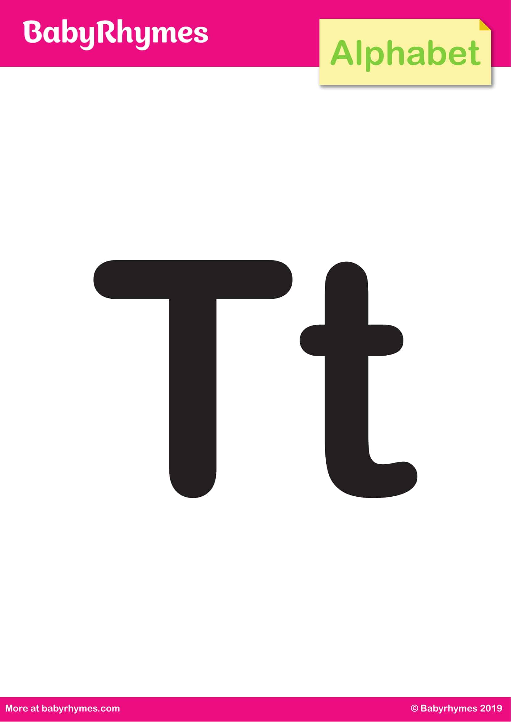 Diagram T