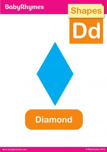Shapes Diamond