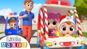 Wheels on the Ambulance