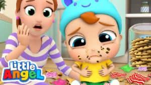 No More Snacks Baby John