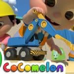 Construction Vehicles Song
