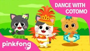 Dance with COTOMO Cats