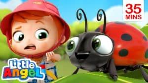 Bugs Bugs Go Away Bugs